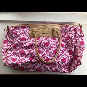Lily Pulitzer- overnight bag